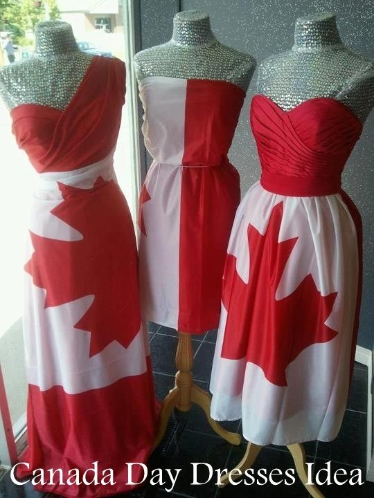 Canada Day Patriotic Cloths 1