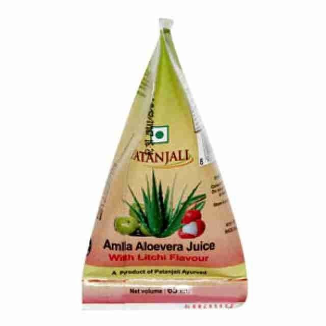mla Aloevera Juice with Litchi Flavour Useful in Anemia, Skin Diseases, Urinary problem, Increases body immunity, constipation. Amla Aloevera Juice with Litchi Flavour 65 ml Price Rs.5