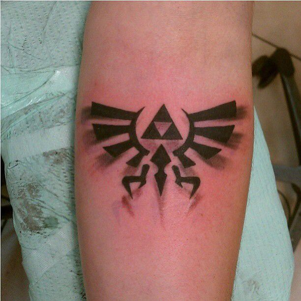 Tattoo Ideas Zelda: 74 Best ZeLdA TaTTooS* Images On Pinterest