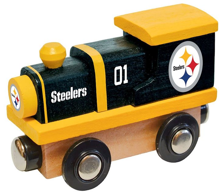 Nfl Toy Trucks : Best nfl wood toy trains images on pinterest
