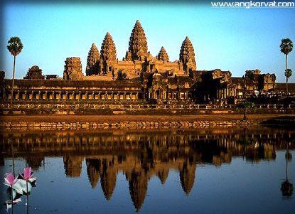Cambodge encorvat