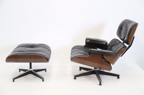 Charles & Ray Eames Lounge Chair with OttomanFor Sale in Dublin - DoneDeal.ie