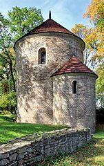 Rotunda (Kościół) św. Mikołaja {na banknocie 20zł}