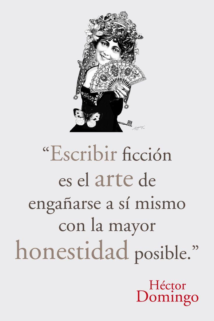 #hectordomingo Frases de los libros de Héctor Domingo.