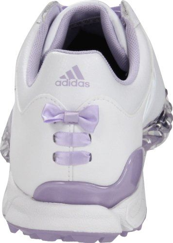 Amazon.com: adidas Womens Signature Paula 2.0 Golf These are so cute..but pink please