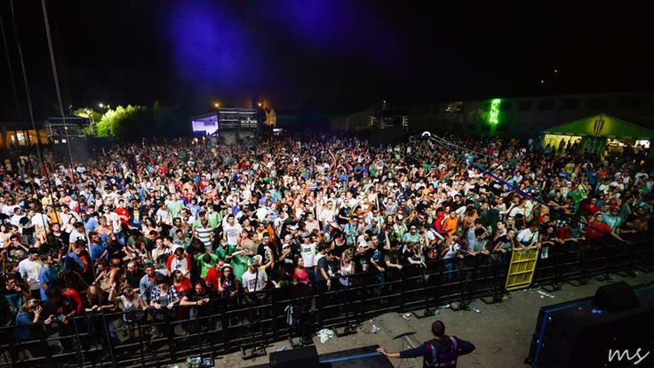 Amazing crowd Let It Roll Open Air 2013