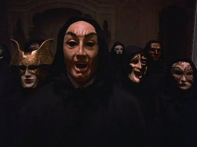"Stanley Kubrick- ""Eyes Wide Shut"""