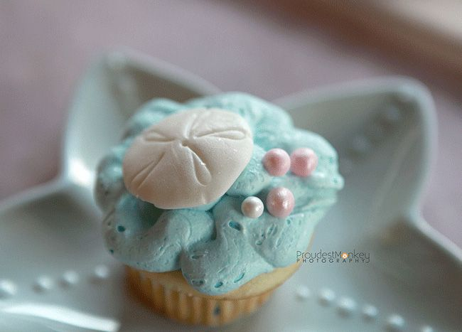 Mermaid party cupcake: Baby Parties, Baby Shower Cupcakes Sea, Beaches Parties Cupcakes, Mermaids Cupcakes, Mermaids Theme, Sea Cupcakes, Beachi Cupcakes, Mermaids Parties, Cupcakes Cakes