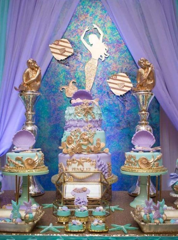 98e3bb103b You ll love this under the sea themed Baby Shower