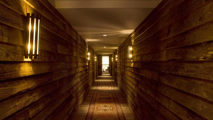 Cowshed Spa at Soho House Miami | Alger-Triton International Wall Sconces