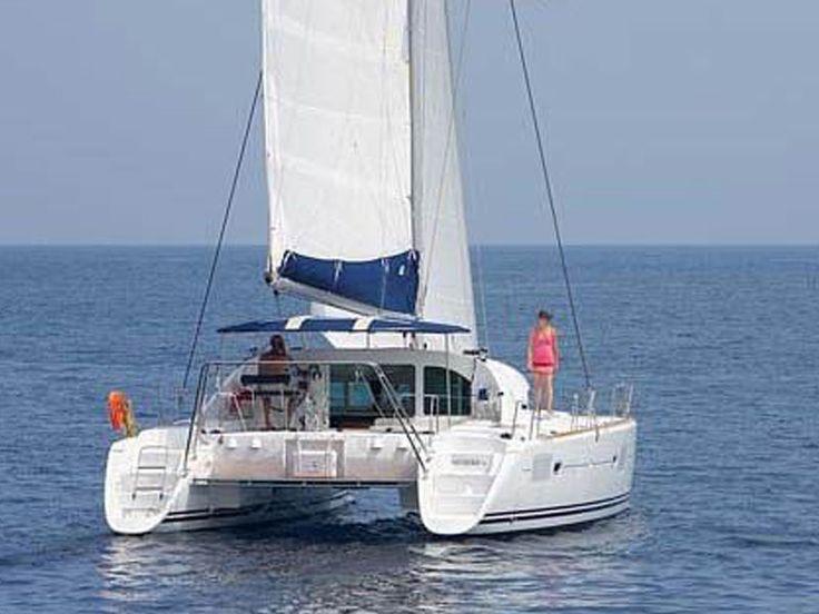 """S/Y """"Sea Breeze"""" Lagoon- Catamaran"""