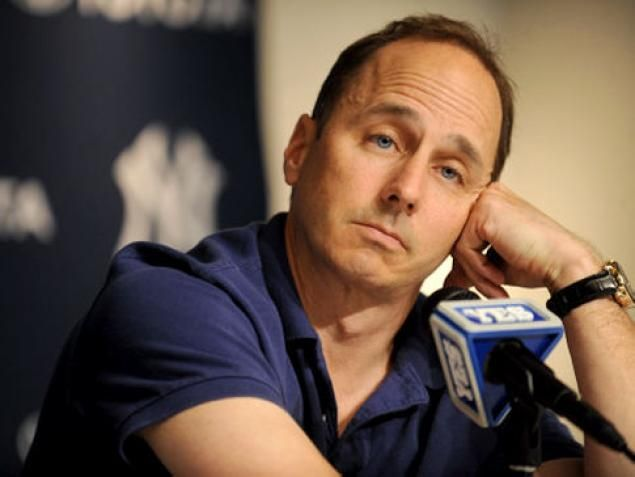 Brian Cashman To Espn Reporter I Don T Have Time To Deal