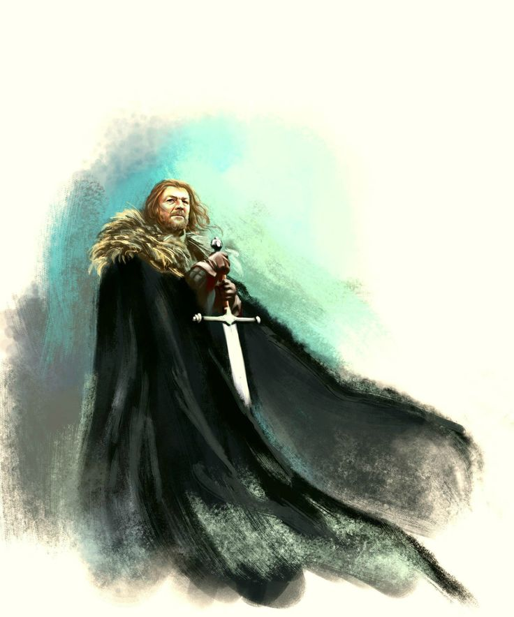 Sean Bean...my long-time star crush and the only man to play all the characters that die or disappear.  #stark #got