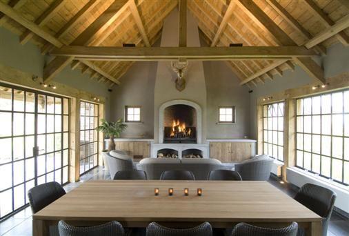 Belgian | Style | Interiors | Bourgondisch Kruis - Rustieke bouwmaterialen - Realisaties - Poolhouse