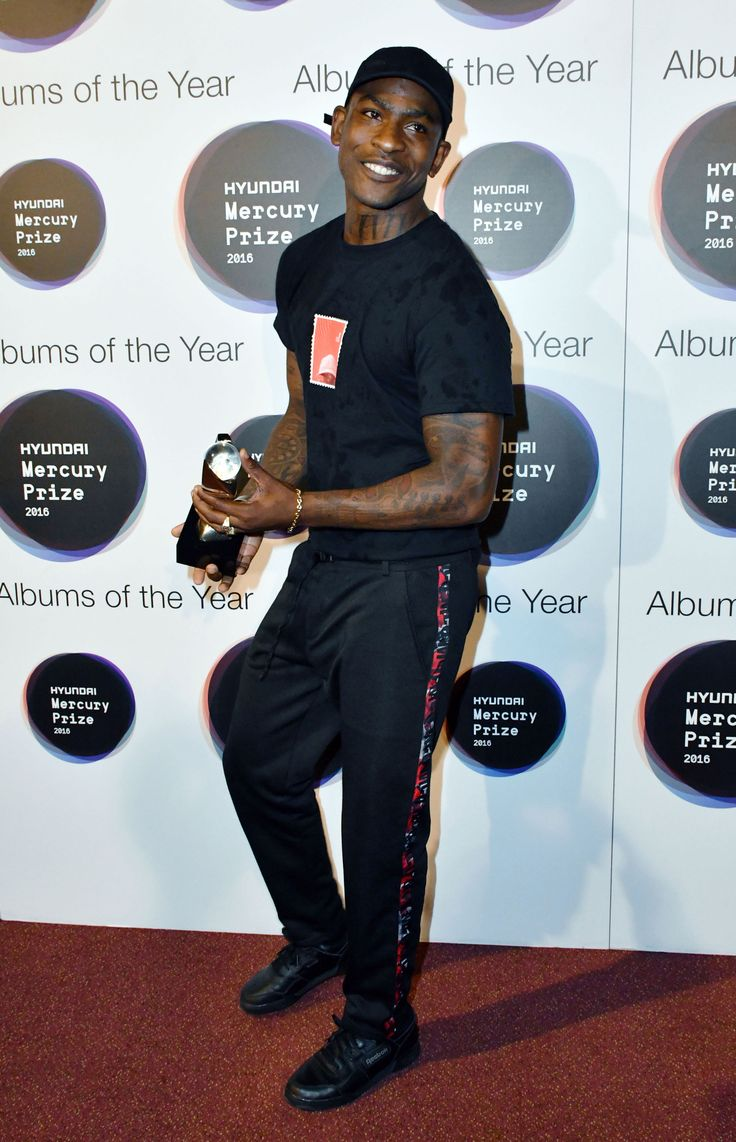 U.K. Rapper Skepta Wins the Mercury Prize, Shuts Down the Red Carpet With His…