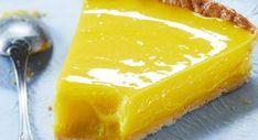 Tarte au citron sans meringueVoir la recette de la tarte au citron sans meringue