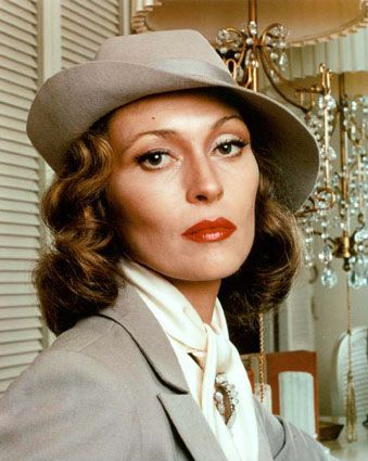 Faye Dunaway is a fierce role model. #masculine #feminine