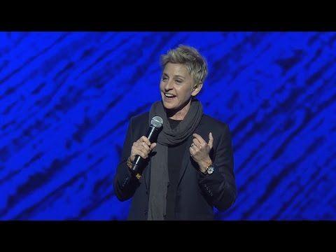 Ellen Degeneres on Transcendental Meditation - YouTube