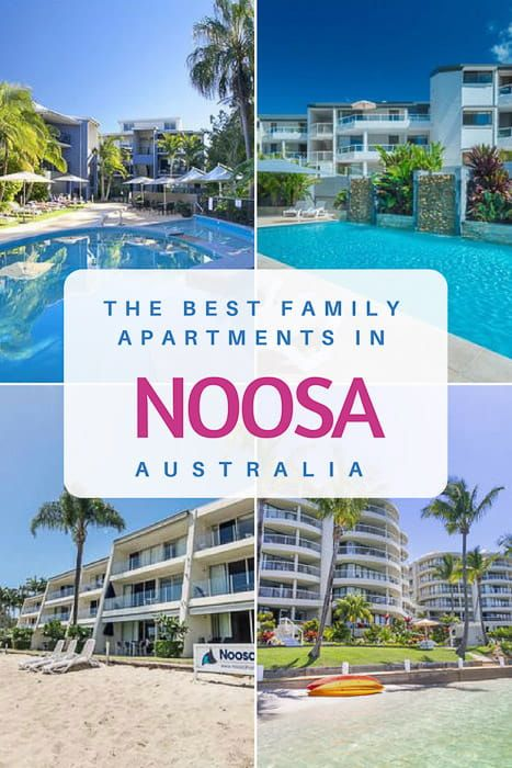 The Best Family Accommodation in Noosa - Thrifty Family Travels