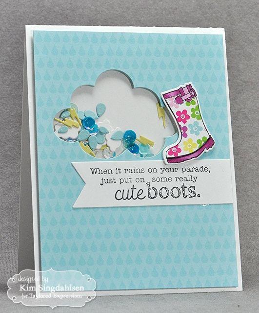 Cute Boots by Kim Singdahlsen