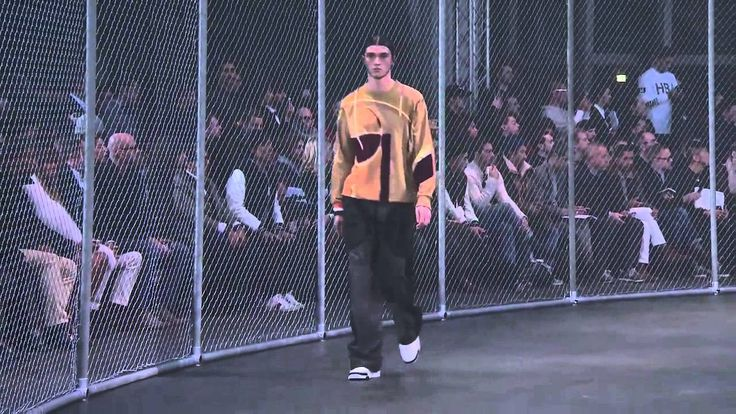 Givenchy Men's Fall/Winter 2014 2015 Full Fashion Show.