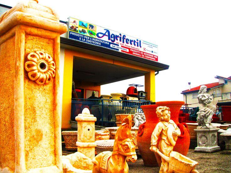 Agrifertil  Agricoltura e Zootecnia  sono i principali campi di applicazione dell' Agrifertil