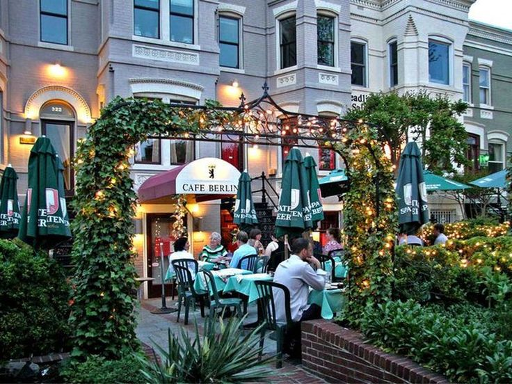 German Restaurant Capitol Hill Washington Dc