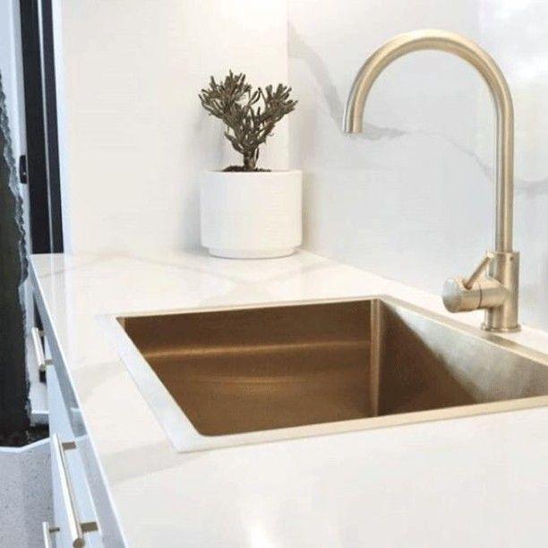 Elysian Kitchen Mixer White