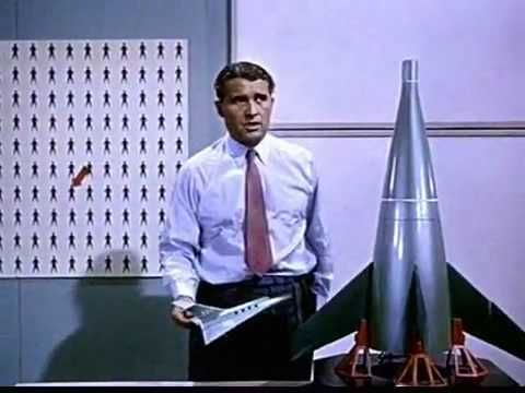 Wernher von Braun: Man in Space, a collaboration between Walt Disney and NASA higher up Wernher von Braun, an educational television program that introduced the topic of American space travel, giving explanations for plans and possibilities of the United States traveling to outer space in an effort to edge out the Soviet Union as the ultimate world power.