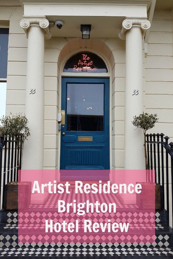 Artist Residence Brighton Hotel Review | Ladies What Travel