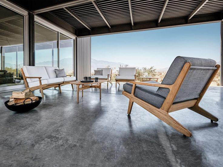 New Bay Lounge Sessel von Henrik Pedersen Designerm bel von smow de