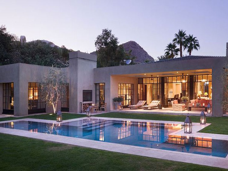 Rancho Mirage Oasis by Michael S Smith Inc.