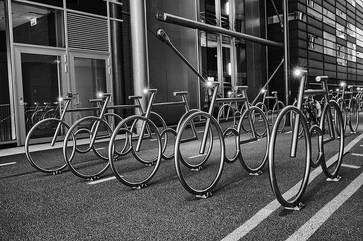 The Bike Racks at Barcode