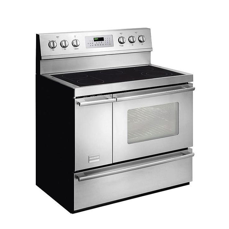 Frigidaire Fpef4085 5 4 Cu Ft 40 Electric Range Sears Outlet Stove Replacement