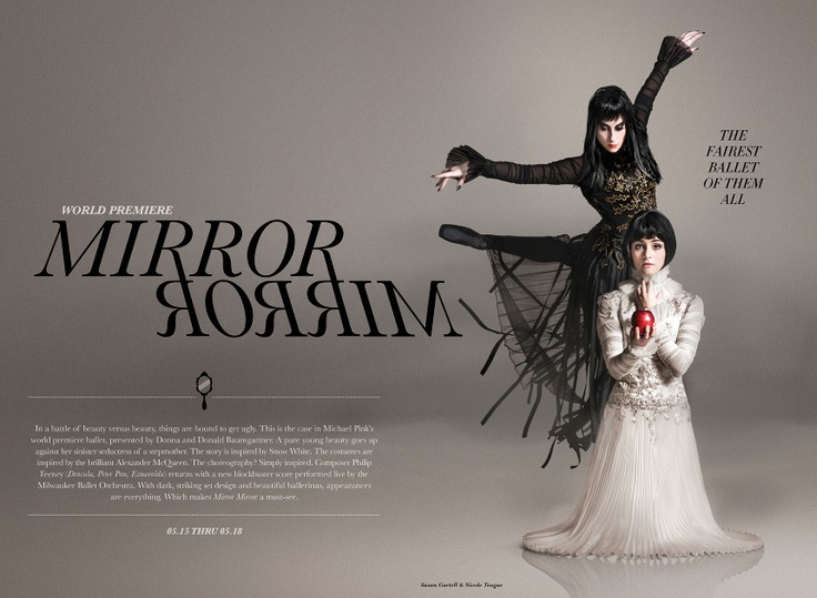 "The Milwaukee Ballet ""Mirror Mirror"""