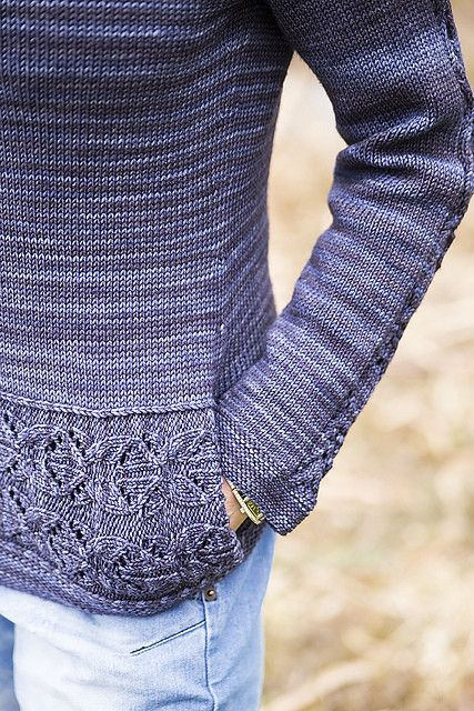 Maisie - Sport Weight Knitting Pattern - Tangled Yarn UK