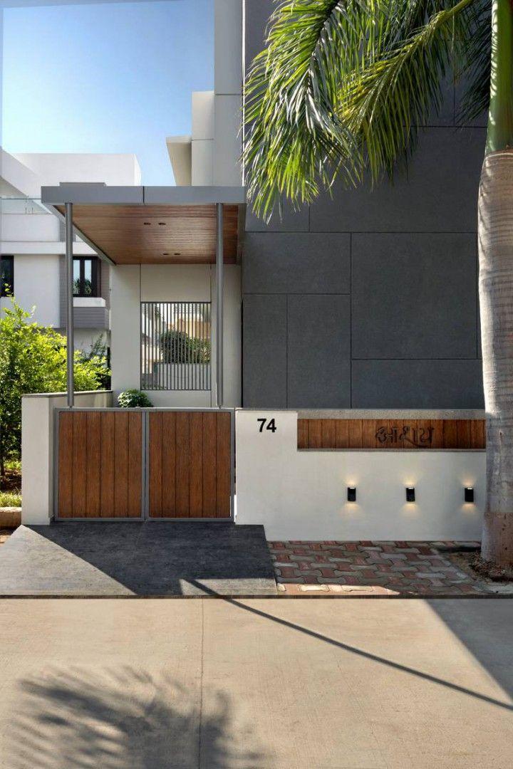 The Front Box A T Associates Building Design House Exterior