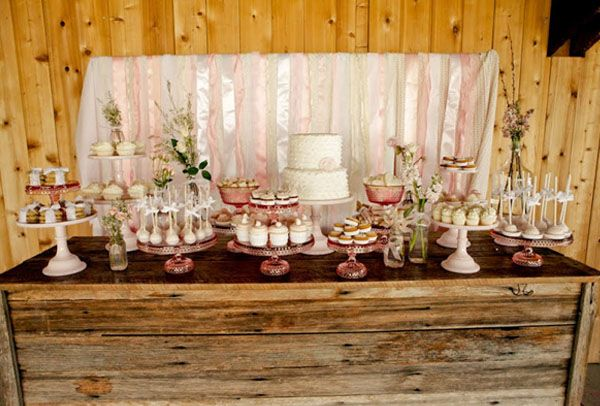 Wedding Dessert Table Inspiration Carrington S Wedding