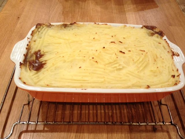 Kev's Cottage Pie