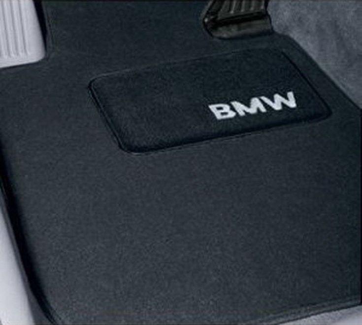 Cool Great BMW OEM Black Carpet Mats 1999-2005 3 Series Sdn Wgn Cpe Non xDrive 82111470424 2018
