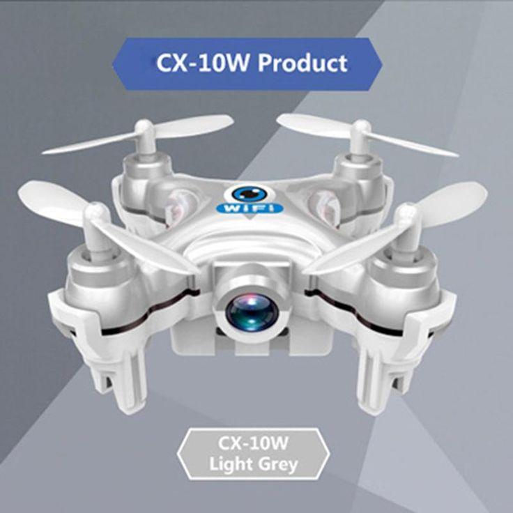 Cheerson CX-10W CX-10WD WiFi Mini Drone With Camera