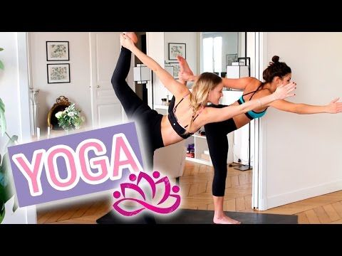 1000 images about yoga et sport sur pinterest yoga sports et plein air et physique. Black Bedroom Furniture Sets. Home Design Ideas