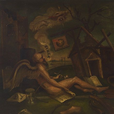 The End of All Things by William Hogarth on artnet