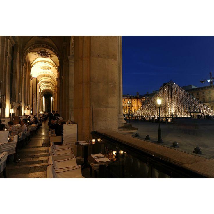 Le Cafe Marly, Paris