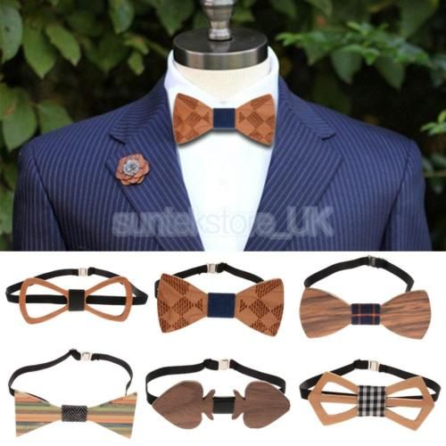 Men's handmade wooden bow tie #necktie wedding #striped wood bowtie #christmas gi,  View more on the LINK: 	http://www.zeppy.io/product/gb/2/391526615451/