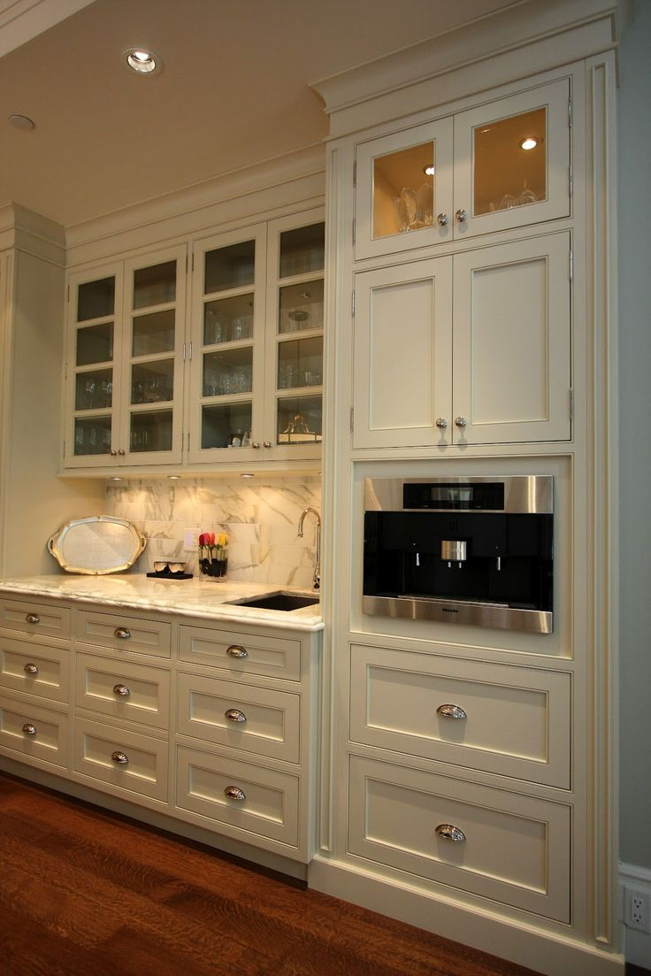 Custom White Inlay Cabinets Google Search Inset