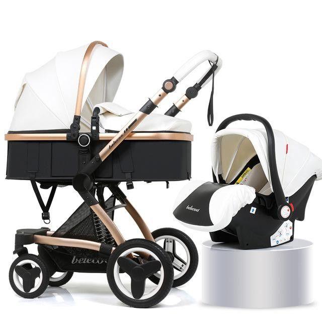 Luxus Kinderwagen 3 In 1 Travel System Mit Kindersitz Luxus Kinderwagen 3 In 1 Reisesystem Mit Kindersitz Luxus Kinderwagen Kinderwagen Kindersitz
