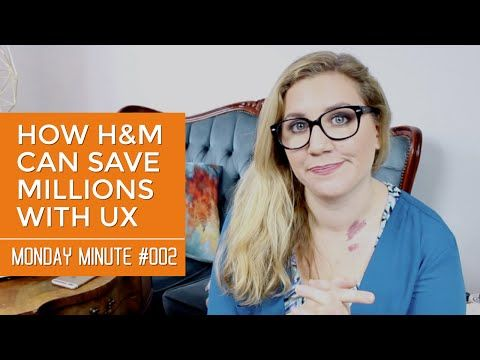 Startup Cabin TV - YouTube Use UX principles on your physical products. How H&M and other product-companies can save millions. https://www.youtube.com/watch?v=MR3gjdykxj8 #businessadvice
