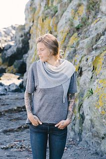 Lori Shawl - Madder - Simple pleasures