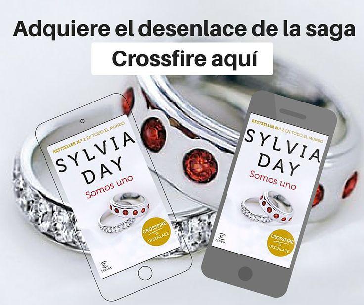 Somos uno de Silvia Day (Parte 5, Saga Crossfire) El desenlace. Título original: ONE WITH YOU Alrededor de 500 páginas (17 Capítulos) Sello Espasa (Planeta libros) Fecha de lanzamiento12 d…